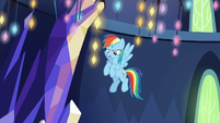 Rainbow Dash --that's just what you'll get-- S6E15