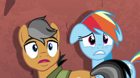 Rainbow and Quibble look back at Cipactli S6E13