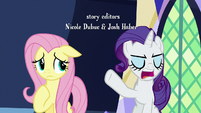 "Rarity ""I think not!"" S8E15"