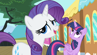 Rarity '...I've got one last pile of bags...' S4E08