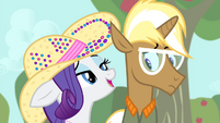Rarity 'if you ask me' S4E13