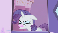 Rarity sneezing S1E05