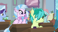 Silverstream excited -really-!- S8E21
