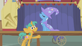 """Snails calls Trixie """"most awesome unicorn in Ponyville"""" S1E06.png"""