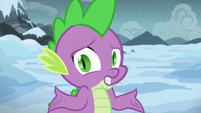 Spike --well, they are changelings-- S6E16