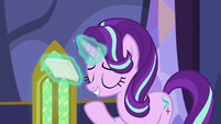 Starlight Glimmer --should be done in no time-- S6E21