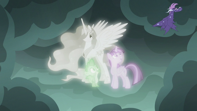 """File:Twilight """"dragons do a lot of fun things"""" S7E1.png"""