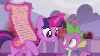 "Twilight ""more like when"" S5E25"