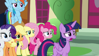 "Twilight ""my magic isn't strong enough"" S9E2"
