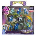 Wonderbolts Cloudsdale Mini Collection packaging