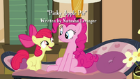 "Apple Bloom ""I have another sister!"" S4E09"