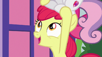 "Apple Bloom ""supposed to be amazin' inside!"" S8E12"
