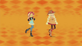 Applejack and Sunset line dancing EG2.png