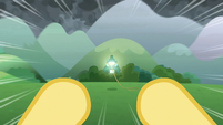 Bewitching Bell in Fluttershy's POV S9E25