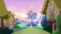 Castle of Friendship exterior at morning S7E2.png