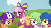 Cheerilee --the older ponies should sit this one out-- S6E14