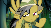 "Daring Do ""maybe even with one"" S9E21"