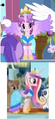 FANMADE Cadance comparison.png