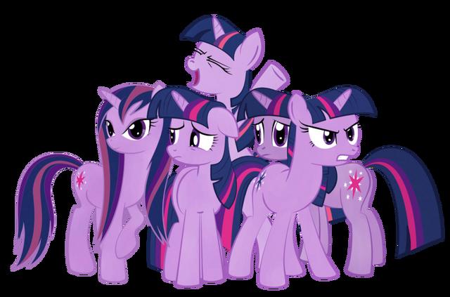 File:FANMADE Twilight Sparkle army by benashton24.png