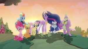 MLP-FiM - The Magic of Friendship Grows - Polish