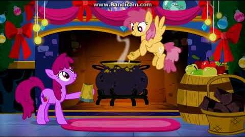 Malay My Little Pony Hearth's Warming Eve Is Here Once Again