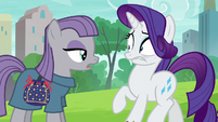 Maud Pie --where's her cannon--- S6E3