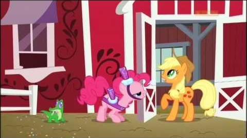 My Little Pony Ystävyyden Taikaa - Laulutervehdys HD