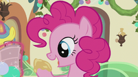 Pinkie -unless we're related!- S5E20