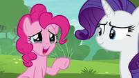 "Pinkie Pie ""look how happy she is!"" S6E3"