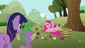 Pinkie Pie dazed and distressed S03E13.png