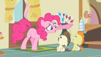 Pinkie Pie look, look! S2E13