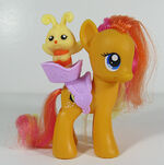 Playful Ponies Honeybuzz doll