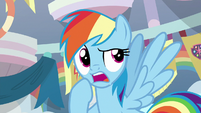 "Rainbow Dash ""except for baking"" S9E7"