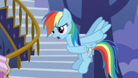 "Rainbow Dash ""you think you've got problems?"" S7E14"