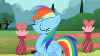 Rainbow Dash 'cause I'm the best' S2E07