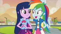 Rainbow Dash -this being my band and all- EG2