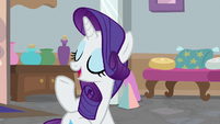 "Rarity ""but of course, darling"" S8E16"