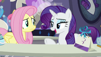 Rarity -that's the easy part- S8E4