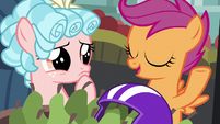 "Scootaloo ""friendship is about listening"" S8E12"