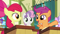 Scootaloo --I know just the pony to ask-- S6E14