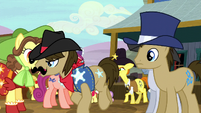 Silverstar -Appleloosa ain't gonna be intimidated!- S5E6