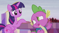 "Spike ""I think it already is"" S5E25"