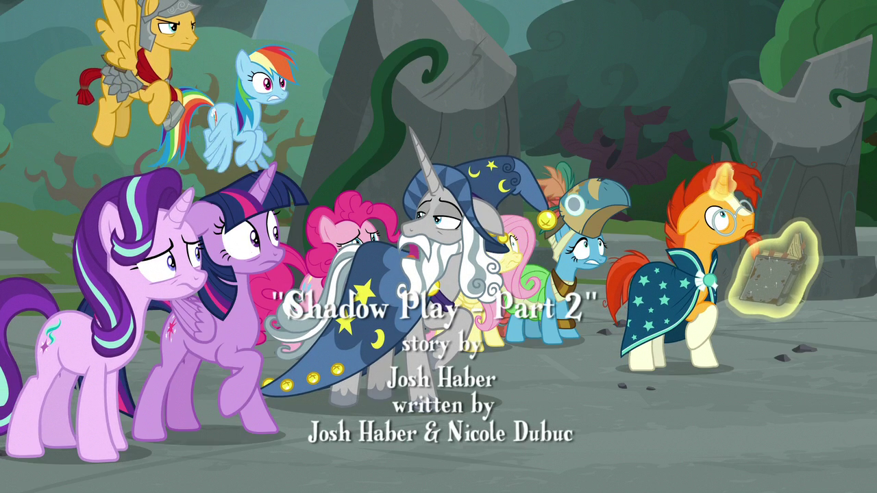 Shadow Play Part 2 My Little Pony Friendship Is Magic Dinocroinfo