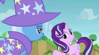 "Starlight ""the responsibilities of being a changeling leader"" S7E17"