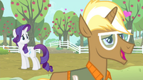 Trenderhoof 'The pony of my dreams' S4E13