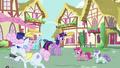 Twilight Sparkle walking past ponies S7E14.png