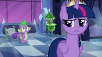 Twilight está preocupada EG