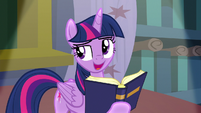Twilight singing -teach with books- S8E2