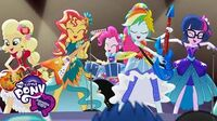 'Legend You Were Meant To Be' Music Video 🙌 MLP Equestria Girls MusicMonday