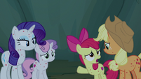 "Apple Bloom ""we don't even have a campfire"" S7E16"
